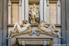 89_Firenze_063_Basilica-di-San-Lorenzo-Cappelle-Medicee-Sagrestia-Nuova-Michelangelo-Tomba-di-Giuliano-de-